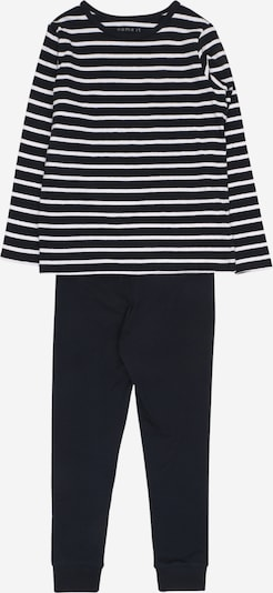 NAME IT Pyjama 'NKMNIGHTSET DARK SAPPHIRE 2 YD NOOS' en saphir, Vue avec produit