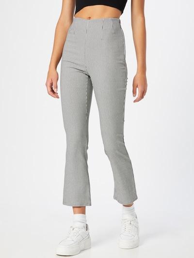 Pimkie Hose in schwarz / weiß, Modelansicht