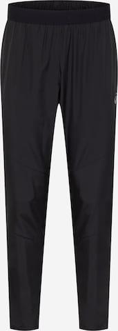 Pantaloni sport de la ASICS pe negru
