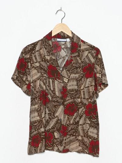 Croft & Barrow Hawaiihemd in L in braun, Produktansicht