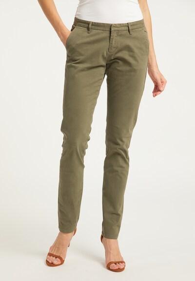 DreiMaster Vintage Pants in Olive, View model