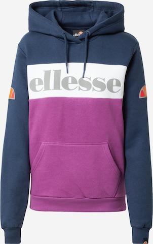 ELLESSE Sportsweatshirt 'Malgo' i blå