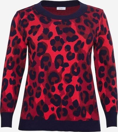 SHEEGO Sweter w kolorze karminowo-czerwonym, Podgląd produktu