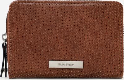 Suri Frey Porte-monnaies 'Franzy' en cognac, Vue avec produit