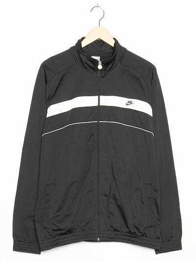 NIKE Sportjacke in XL in schwarz, Produktansicht