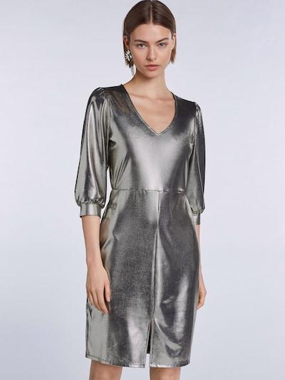 SET Jurk in de kleur Zwart / Zilver, Modelweergave