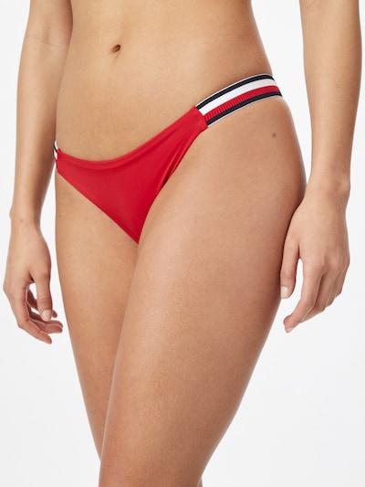 Tommy Hilfiger Underwear Spodní díl plavek - červená, Model/ka