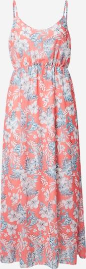 Hailys Obleka 'Sabrina' | nebeško modra / korala / bela barva, Prikaz izdelka