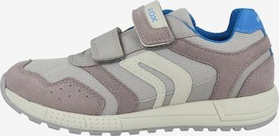 GEOX Sneaker in beige / blau / braun, Produktansicht
