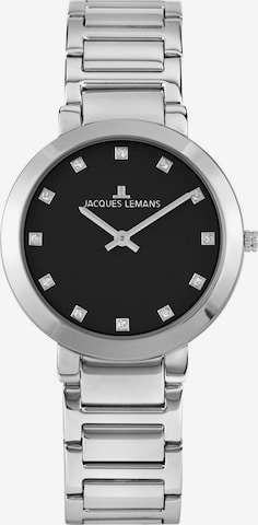Jacques Lemans Analog Watch in Silver