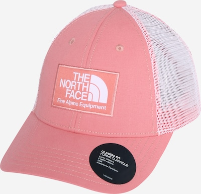 THE NORTH FACE Sportkeps 'MUDDER TRUCKER' i gammalrosa / vit, Produktvy