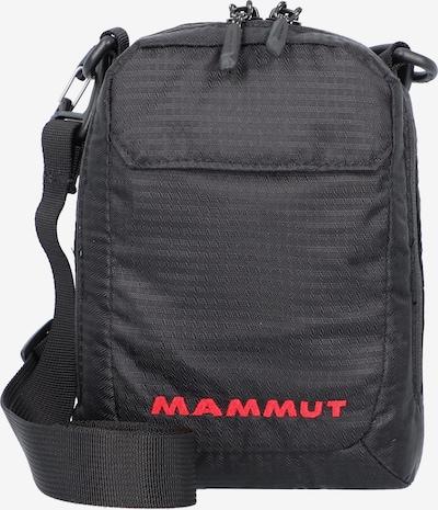 MAMMUT Sporttas 'Täsch' in de kleur Zalm roze / Zwart, Productweergave
