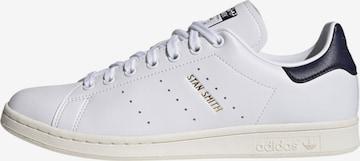 ADIDAS ORIGINALS Rövid szárú edzőcipők 'Stan Smith' - fehér