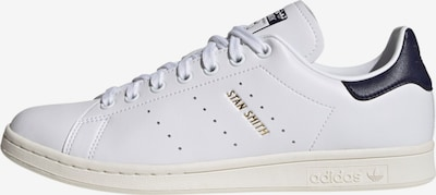 ADIDAS ORIGINALS Sneakers laag 'Stan Smith' in de kleur Marine / Goud / Wit, Productweergave