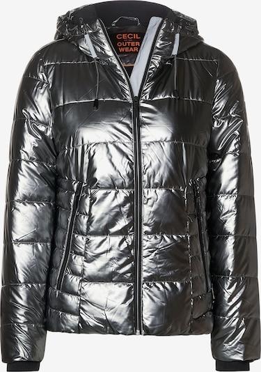 CECIL Jacke in silber, Produktansicht