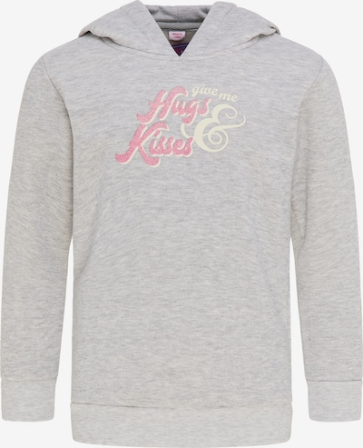 myMo KIDS Shirt in grau, Produktansicht