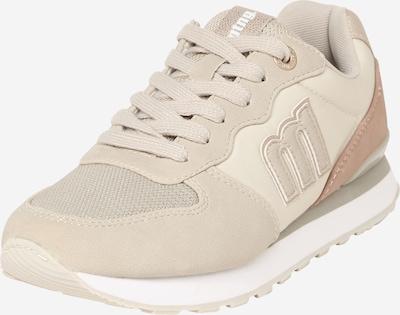 MTNG Sneakers laag 'JOGGO' in de kleur Crème / Nude / Lichtbeige / Wolwit, Productweergave