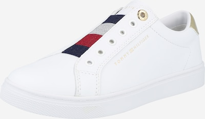 TOMMY HILFIGER Slip-on in Navy / Red / White, Item view