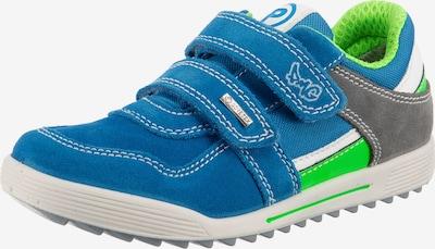 PRIMIGI Halbschuhe in blau / hellgrün, Produktansicht