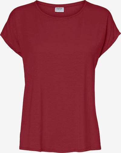 VERO MODA T-shirt i röd, Produktvy