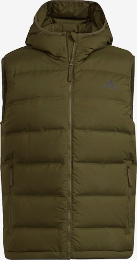 ADIDAS PERFORMANCE Sports Vest 'Helionic' in Green, Item view