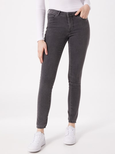 VERO MODA Jeans 'JUDY' in grey denim, Modelansicht