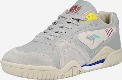 Sneaker low 'Ultralite 2' KangaROOS pe gri deschis / sângeriu / alb, Vizualizare produs