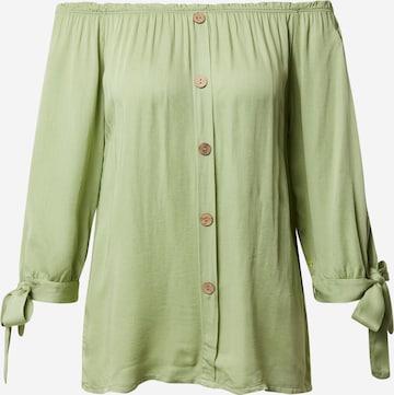 Hailys Blouse 'Eliana' in Green