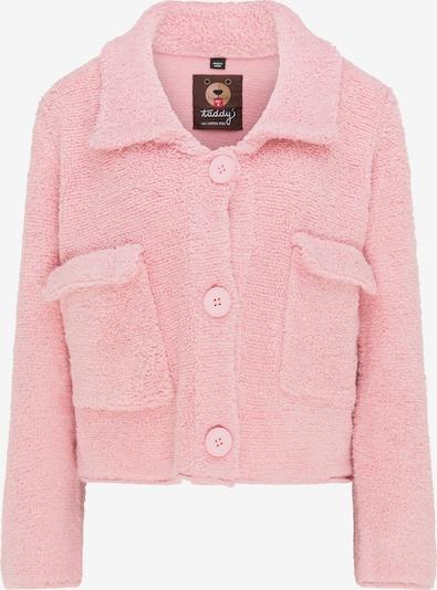 taddy Jacke in rosa, Produktansicht
