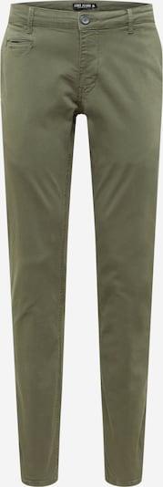 Cars Jeans Chinohousut 'TORINO' värissä oliivi, Tuotenäkymä