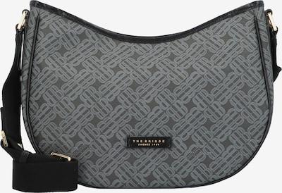 The Bridge Tasche in grau / schwarz, Produktansicht