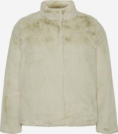 Vero Moda Curve Kunstfell Jacke in grau, Produktansicht