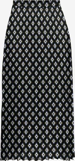 ONLY Nederdel 'Alma' i lyseblå / oliven / sort / hvid, Produktvisning