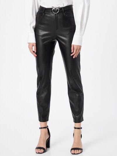 Pantaloni 'SUSAN' PINKO pe negru, Vizualizare model