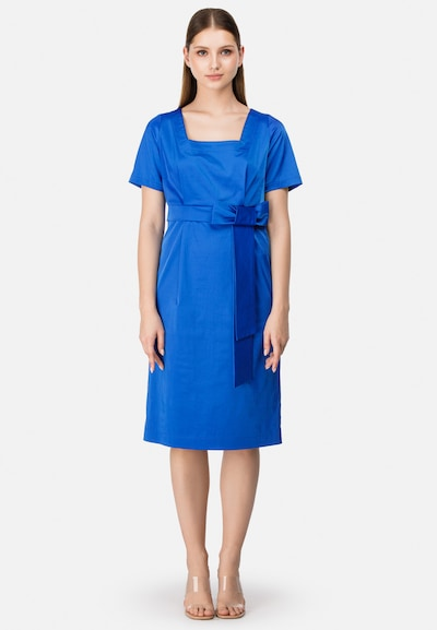 HELMIDGE Cocktailkleid in blau, Modelansicht