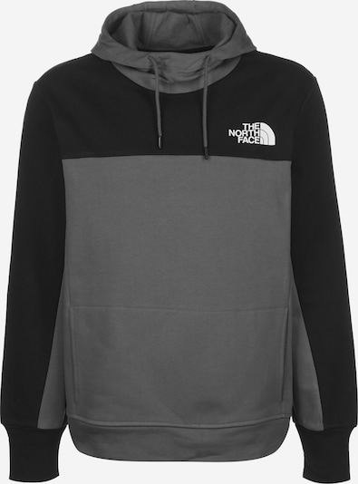 THE NORTH FACE Hoodie ' Himalayan ' in grün, Produktansicht