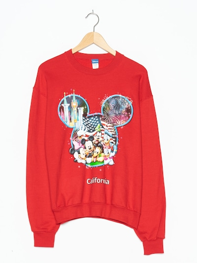 DISNEY Sweater & Cardigan in XL in Fire red, Item view