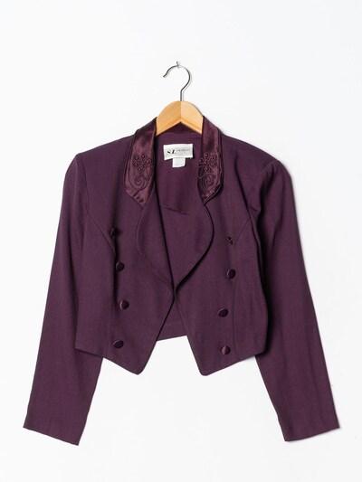 S.L. Fashion Blazer in S-M in pflaume, Produktansicht