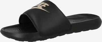 Nike Sportswear Pantolette 'VICTORI' i svart