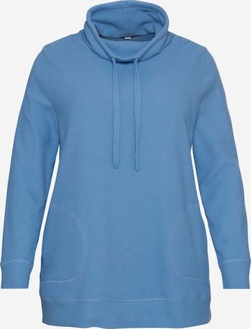 SHEEGO Dressipluus, värv sinine