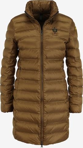 Blauer.USA Winter Jacket in Beige