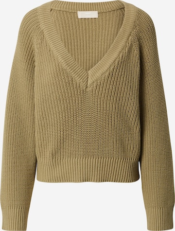 LENI KLUM x ABOUT YOU Sweater 'Kylie' in Green