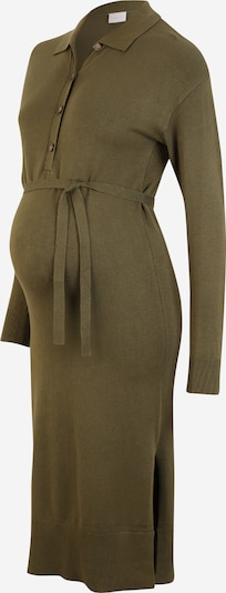 MAMALICIOUS Knitted dress 'SALOME LIA' in Olive, Item view