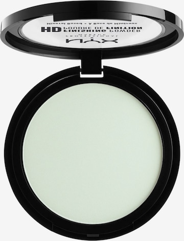 NYX Professional Makeup Powder in Blue