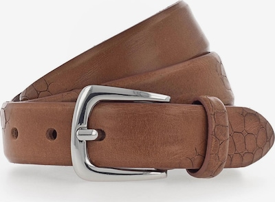 b.belt Handmade in Germany Riem 'Charlisa' in de kleur Karamel, Productweergave