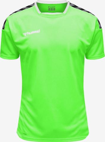 T-Shirt fonctionnel 'AUTHENTIC ' Hummel en vert