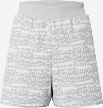 Pantalon de sport Reebok Sport en gris