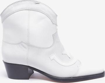 Ganni Dress Boots in 40 in Grey