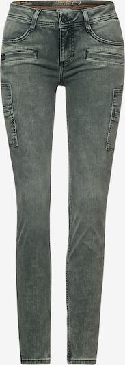 STREET ONE Jeans in grün, Produktansicht