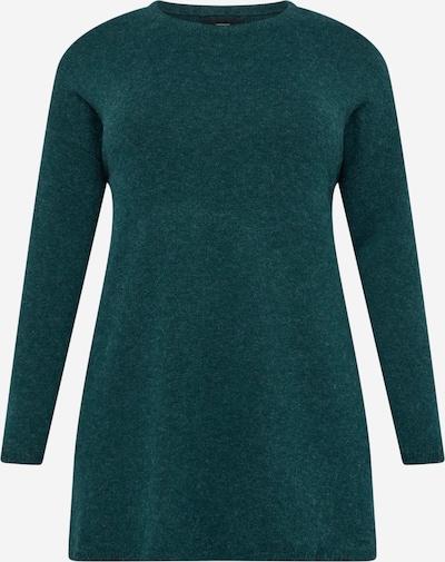Vero Moda Curve Pulover 'BRILLIANT'   temno zelena barva, Prikaz izdelka
